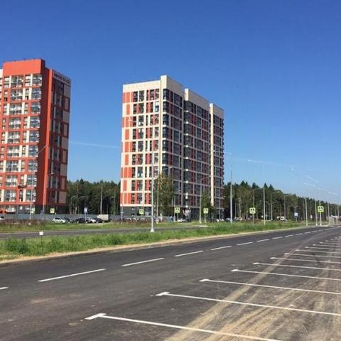 По 12 декабря в Обнинске перекрыто движение по строящимся в Заовражье улице Славского и бульвару Антоненко