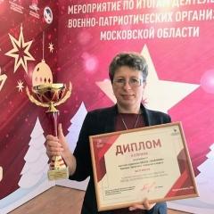Юнармия Орехово‑Зуевского городского округа — в тройке лучших в Московской области