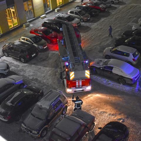 Пожарные Обнинска провели необычный эксперимент