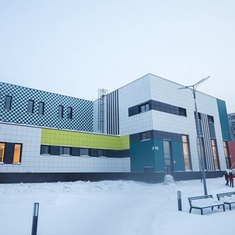 Пристройку к школе №16 планируют открыть в конце февраля