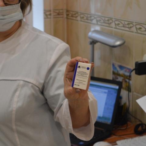 Новые пункты вакцинации открыты в Серпухове