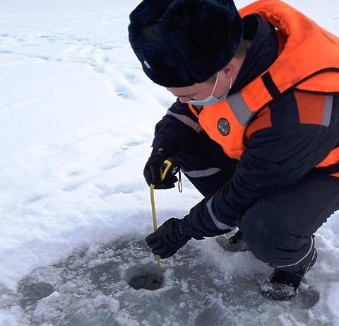Один из водоемом Серпухова продолжает оставаться опасным для жителей