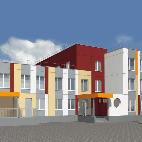В Обнинске строится сразу нескольких дошкольных учреждений.