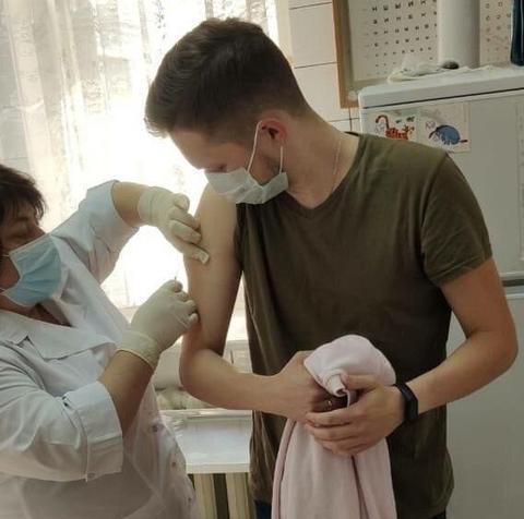 В Калужской области планируется привить от ковида почти полмиллиона человек