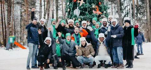 В Городском парке Обнинский молодежный центр организовал спортивно-массовую программу «Сила студента», приуроченную к празднованию Дня студента в России