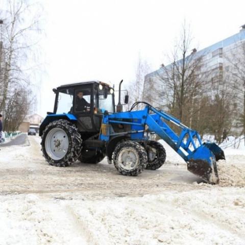 Геннадий Панин дал оценку зимнему содержанию территорий округа