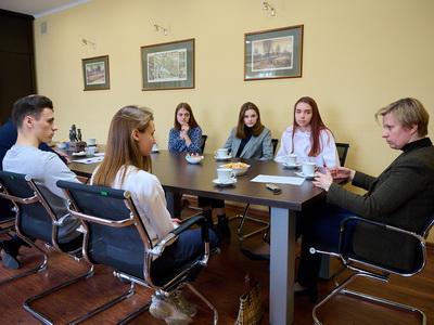 Обнинские школьники познакомились с работой двух ветвей городской власти