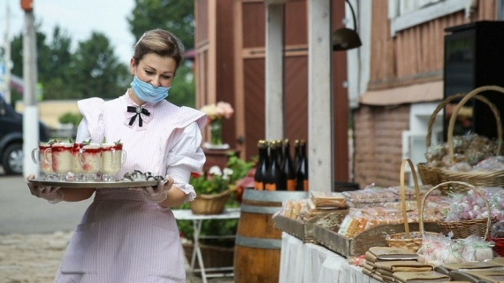 В Подмосковье откроется около 600 летних кафе