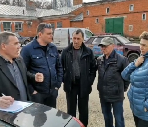 В Непецине провели встречу по вопросам теплоснабжения