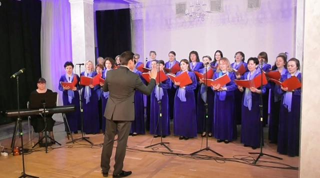 Концерт «Песни наших отцов» камерного хора «Подмосковье» состоялся в Ступине