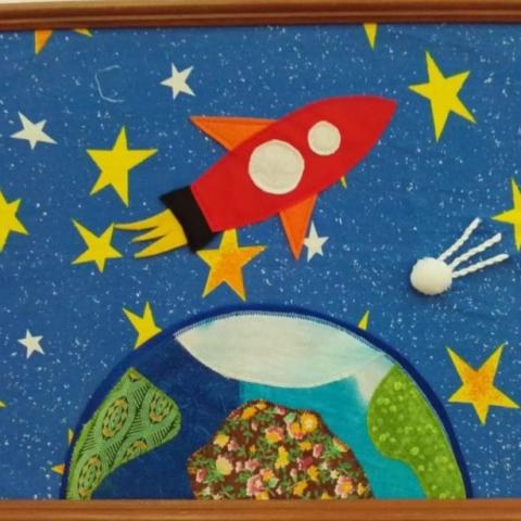 Воспитанники Уваровского детского дома приняли участие в Международном творческом конкурсе