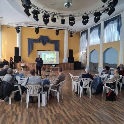 В Можайске прошло мероприятие, посвященное 35-летней годовщине аварии на Чернобыльской АЭС