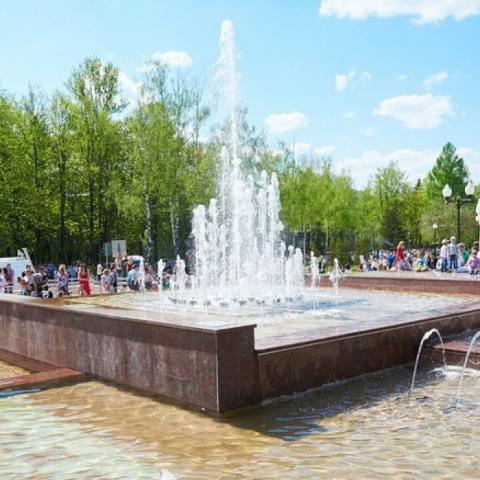 В Обнинске снова заработают фонтаны