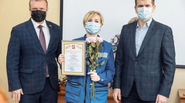 День работника скорой медицинской помощи отметили в Орехово-Зуевском округе
