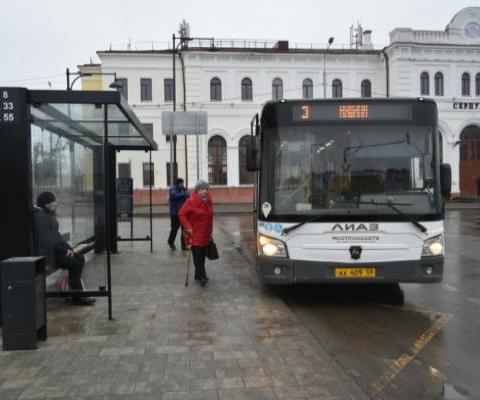 19 новых остановок общественного транспорта появятся в Серпухове