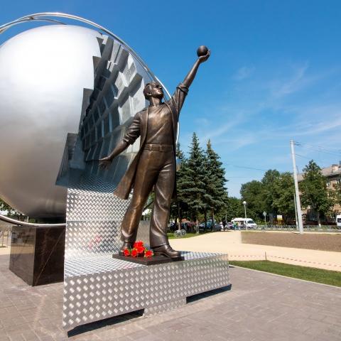 К 65летию Обнинска создан портал «Город первых», наполненный интересными фактами и сведениями о персоналиях