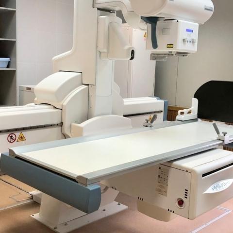 В Обнинске запущен в работу новый цифровой рентген