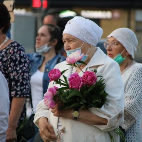 Памятное мероприятие ко Дню памяти и скорби прошло в Можайске