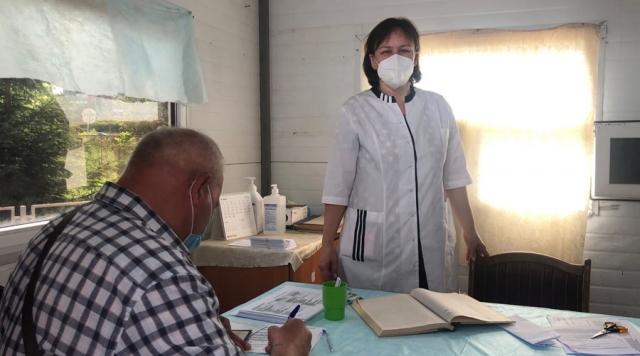 В Обнинске продолжается вакцинация населения