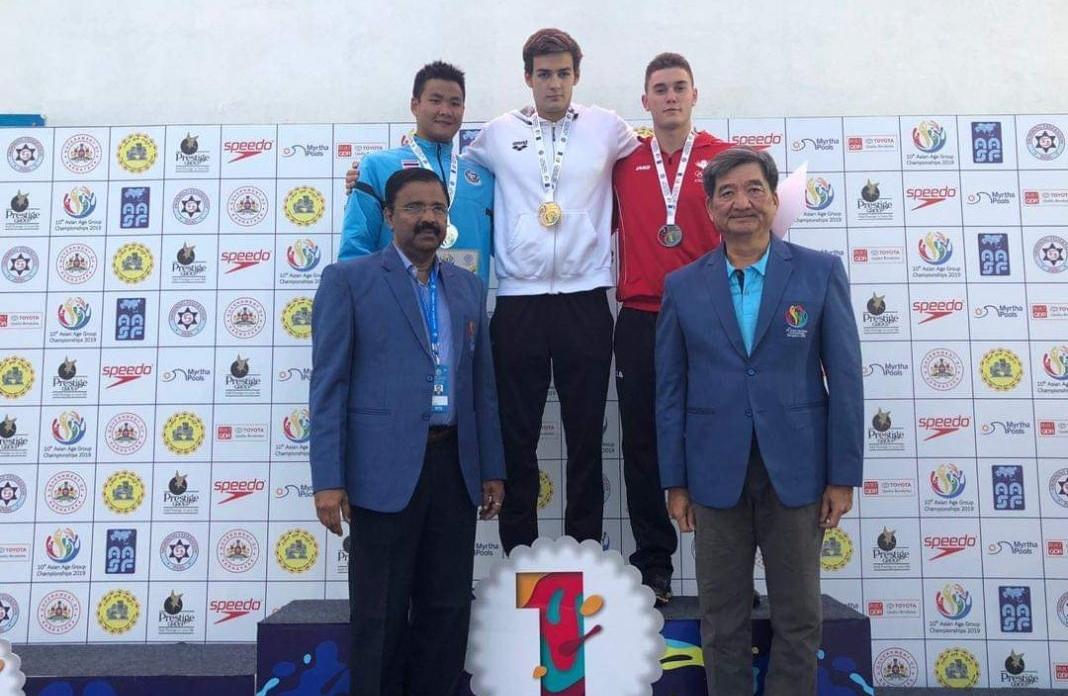 Три спортсмена из Калужской области завоевали путевки на XXXII Олимпийские игры в Токио