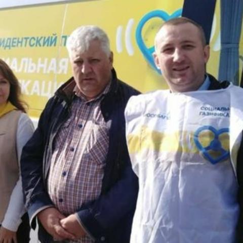 Мобильный офис «Мособлгаза» работал на территории городского округа Егорьевск