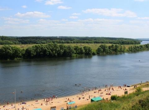 Колычёвский пляж участвует в голосовании на