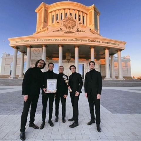 Лучшим на всероссийском вокальном фестивале стал орехово-зуевский ансамбль «Парни из нашего города»