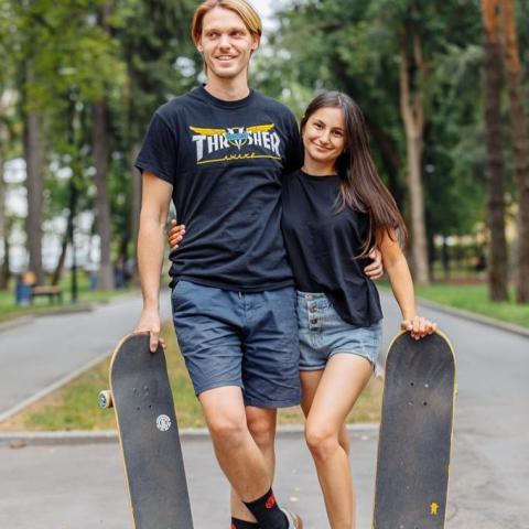 Рай для любителей экстрима: в Орехово-Зуевском округе заработал скейтпарк