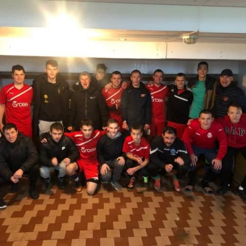 Чествуем победителей: можайские футболисты вновь стали лучшими