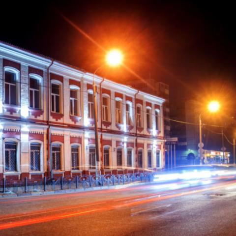 Уличное освещение сделали в Орехово-Зуевском округе по 11 адресам