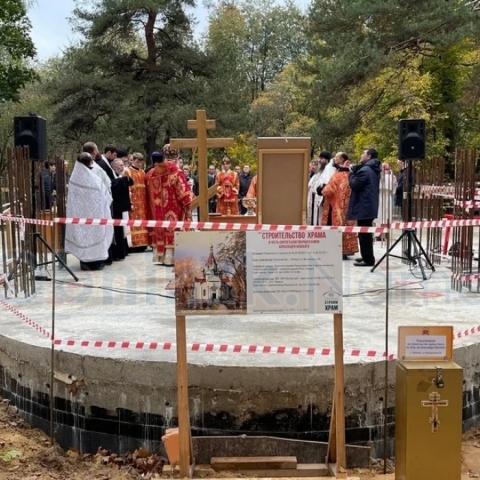 Жители Старого города направили губернатору коллективное письмо с просьбой остановить строительство храма
