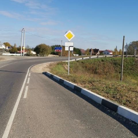Дорогу рядом с Вашутинским мостом возьмут под наблюдение