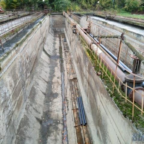 МП «Водоканал» проводит частичную реконструкцию очистных