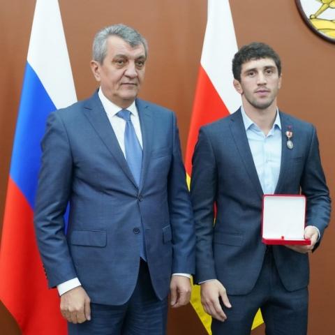 На днях в Кремле чествовали победителей и призеров Олимпийских Игр в Токио